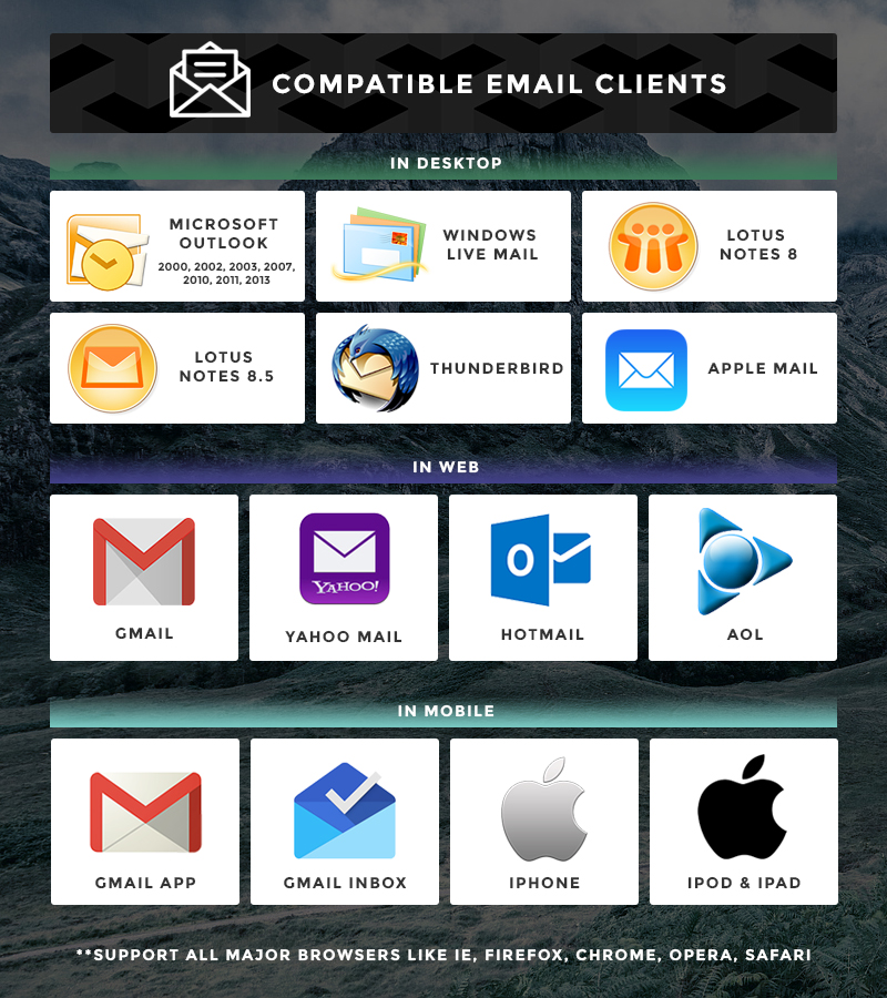 Pennyblack Email Templates