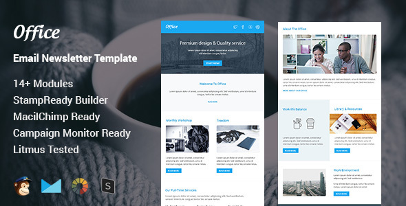 Ener - Multipurpose Responsive Email Template - Stamp Ready Builder Access - 6