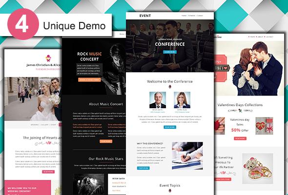 Matrix - Pennyblack Email Templates