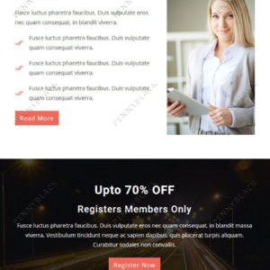 Appie- Multipurpose Responsive Email Template