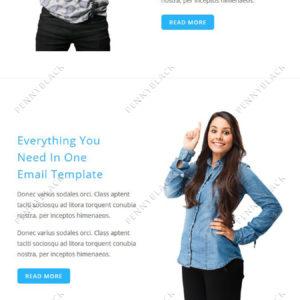 Crow - Multipurpose Responsive Email Template
