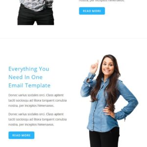 Crow - Multipurpose Responsive Email Template