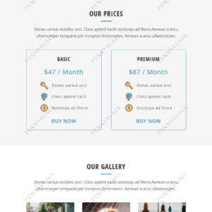 Dare - Responsive Email Template