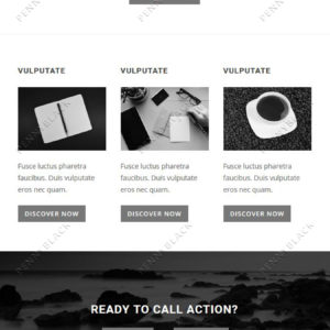 Touchy- Multipurpose Responsive Email Template