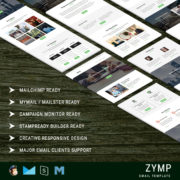 Zymp - Responsive Email Template