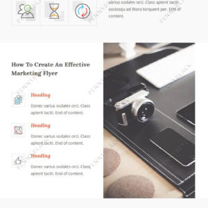 AMRU - Multipurpose Responsive Email Template With StampReady Builder Online Access
