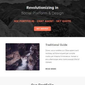 Bright - Multipurpose Responsive Email Template With Stamp Ready Builder Online Access