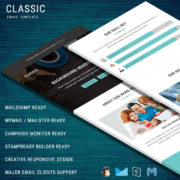 Classic - Responsive Email Template