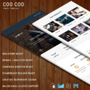 Coo Coo - Responsive Email Template