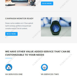 DAMAL - Multipurpose Responsive Email Template With StampReady Builder Online Access
