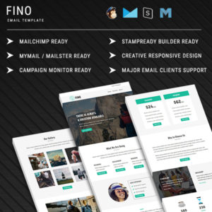 Fino - Responsive Email Template