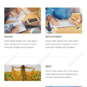 Grunt - Responsive Email Template