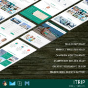 iTrip - Responsive Email Template