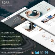 Roar - Responsive Email Template