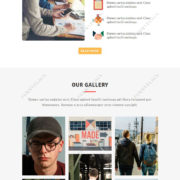 Zeni - Responsive Email Template
