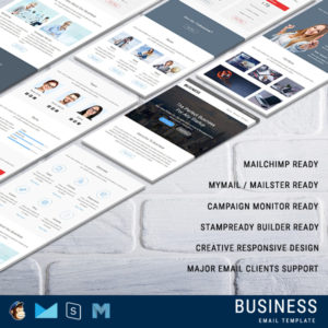 Business - Responsive Email Template