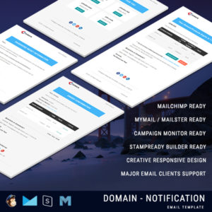 Domain - Notification Email Template