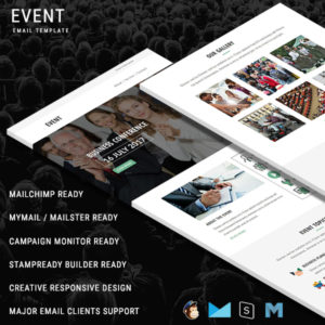 Event - Responsive Email Template