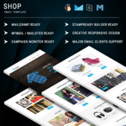 Shop - Responsive Email Template