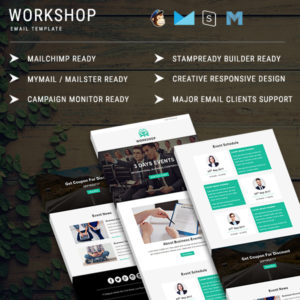 Workshop - Responsive Email Template